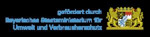 gefördert durch »Bayerisches Staatsministerium für Umwelt und Verbraucherschutz«