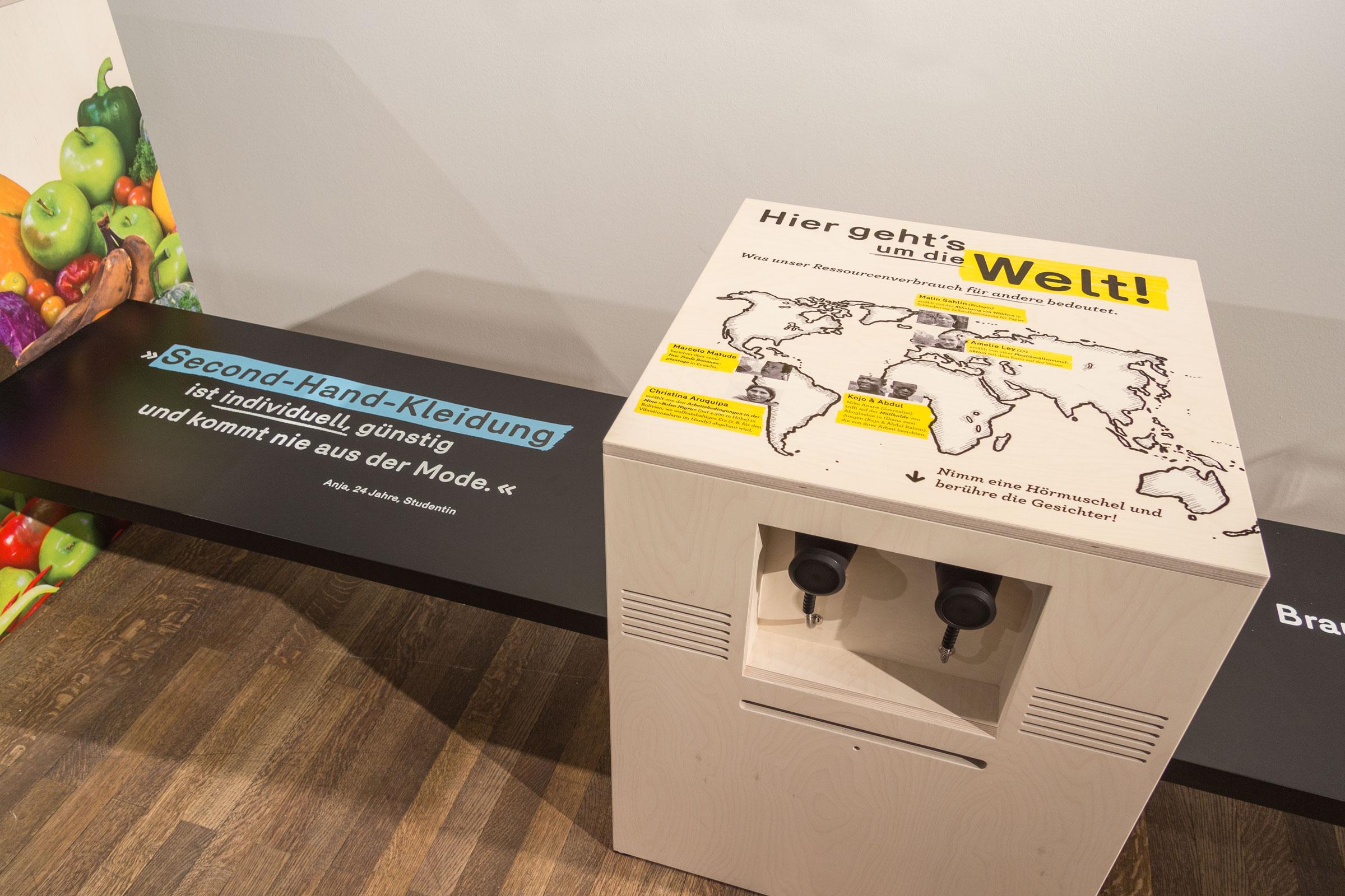 Gesamtansicht der Kiste »Globale Auswirkungen«